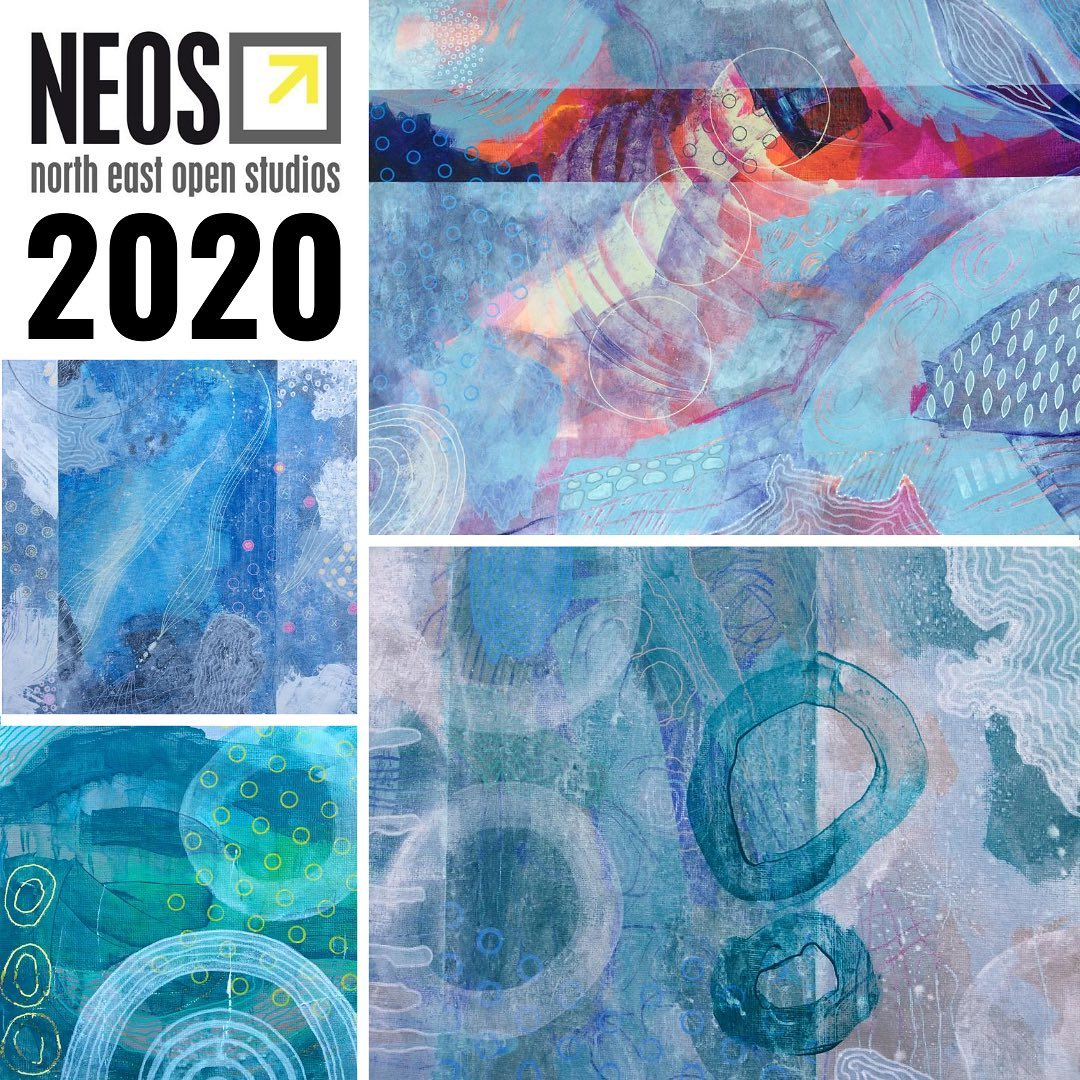 Catriona Yates | NEOS 2020 paintings
